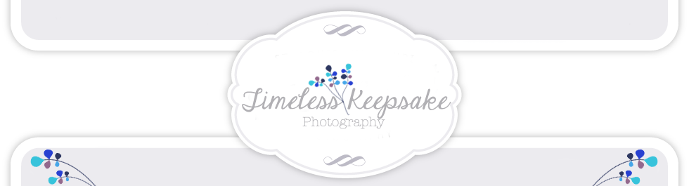 Timeless Keepsake photography blog logo